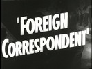 FOREIGN CORRESPONDENT - MOVIE TRAILER - 1940