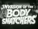 INVASION OF THE BODY SNATCHERS - MOVIE TRAILER - 1956