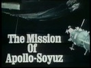 THE MISSION OF APOLLO - SOYUZ - MOVIE - 1977 - EDUCATIONAL