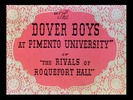 Thumbnail THE DOVER BOYS - CARTOON - 1942 - MERRIE MELODIES