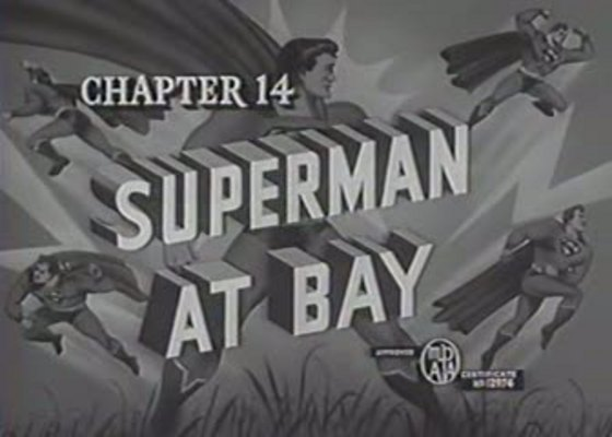 Product picture SUPERMAN - 1948 - CHAP 14 - SUPERMAN AT BAY
