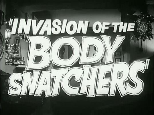 Product picture INVASION OF THE BODY SNATCHERS - MOVIE TRAILER - 1956