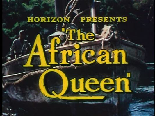 Product picture THE AFRICAN QUEEN - MOVIE TRAILER - 1951