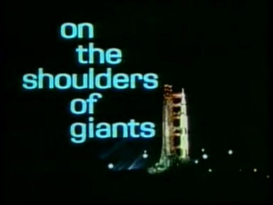 Product picture APOLLO 17 - ON THE SHOULDERS OF GIANTS - MOVIE - 1972 -SPACE