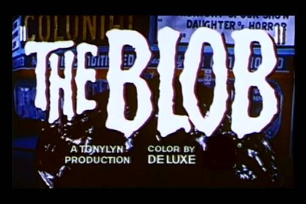 Product picture THE BLOB - MOVIE TRAILER - 1958 - SCI-FI