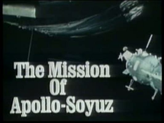 Product picture THE MISSION OF APOLLO - SOYUZ - MOVIE - 1977 - EDUCATIONAL
