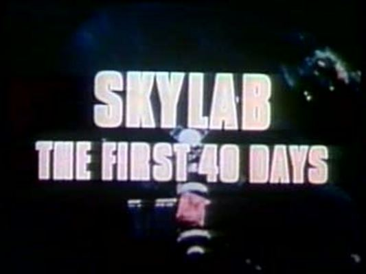 Product picture SKYLAB - THE FIRST 40 DAYS - DOCUMENTARY - NASA - SPACE